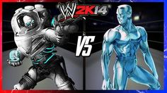 This is Season 2 of WWE matches! Guys today I have a match that a couple of you guys have been asking for ; Freeze VS Iceman in a Inferno. Wwe 2k14, 2k Games, Season 2, Freeze, Videogames, Joker, Guys, Fictional Characters, Video Games
