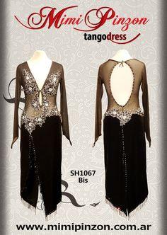 Etsy の Tango Dress by MimiPinzon