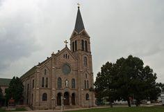 St. Elizabeth's Church in Northeast Denver, Colorado