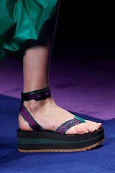 Fashion Week 09/2016 sfilata Versace