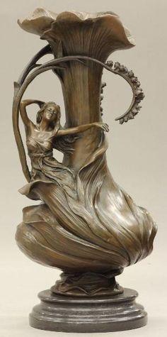 art nouveau by VoyageVisuel