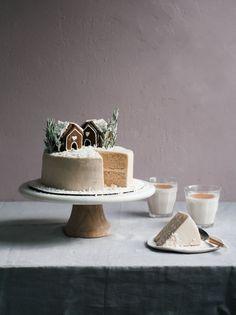 Horchata Cake /