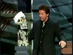 Stand up comedian ventriloquist Jeff Dunham Laugh A Lot, I Love To Laugh, Funny As Hell, Wtf Funny, Jeff Dunham Videos, Jeff Dunham Achmed, Jeff Dunham Puppets, Comedy Clips