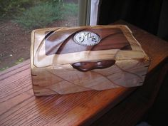 Andy-Style Box #2, with Silver Medallion