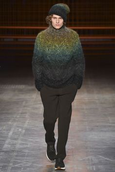 Missoni Autumn/Winter 2017 Menswear Collection | British Vogue