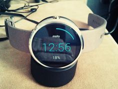 Moto 360 Android Wear Watch