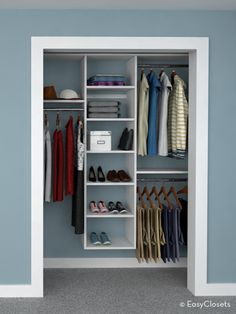 Infographic: 4 Easy Ways To Design Your Reach In Closet