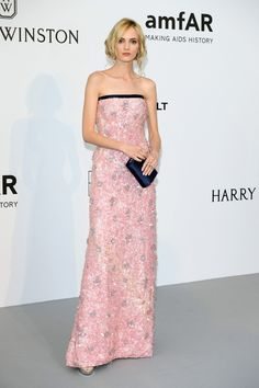 See the best celebrity red carpet looks from Cannes. DARIA