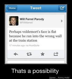 well, i dont like harry potter, but.. this crap is funny!!!!/ iFunny :)