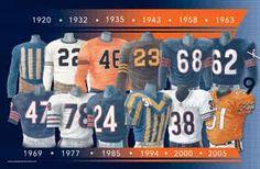 Chicago Bears - American Football Database