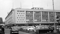 Omigod!  The old Bon Marche in Gloucester, UK - I had my first grown-up summer job working in the offices here.