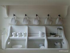 kitchen ideas – New Ideas Kitchen Tray, Kitchen Dining, Table Set Up, Interior Decorating, Interior Design, Tutti Frutti, Kitchen Organization, Cool Furniture, Repurposed