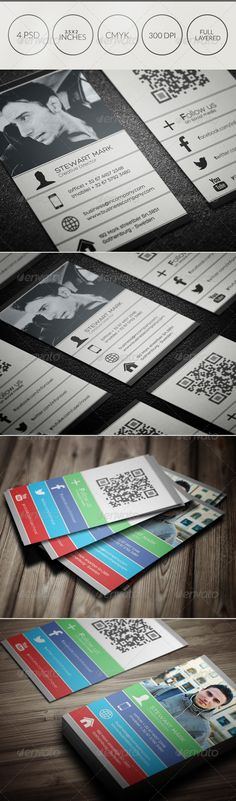 Creative Business Card 043 - Creative Business Cards