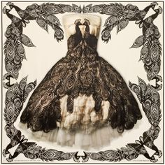 Special Edition'The Girl Who Lived In The Tree' Scarf Alexander McQueen | Special Edition Scarf | Special Edition |