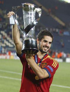 Isco, la nueva estrella del futbol español