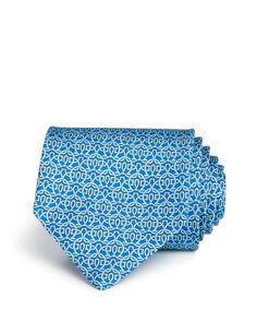 Salvatore Ferragamo Interlocking Gancini Classic Tie Neck Ties, Clothing Accessories, Salvatore Ferragamo, Gentleman, David, Vogue, Mens Fashion, Classic, Ties