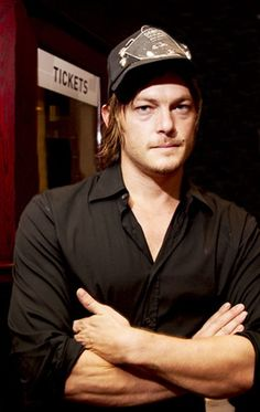 Norman Reedus. Yup, another dirty boy X)