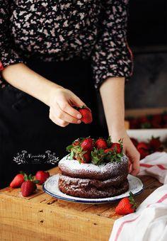 Merceditas Bakery: Bizcocho rápido de chocolate sin gluten