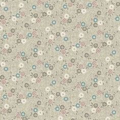 Flower Scroll Cream from Makower Textured Background, Blush Pink, Serenity, Create, Flowers, Fabric, Prints, Wallpapers, Waiting Staff
