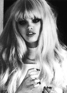 Daphne Groeneveld photographed by Txema Yeste in Antidote Fall 2012