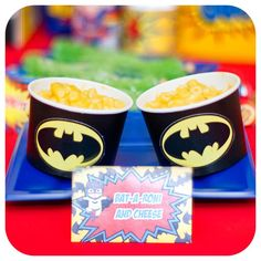 Superheroes Birthday Party Ideas | Photo 2 of 92 | Catch My Party