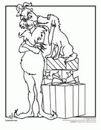 Image result for grinch coloring pages