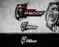 Zombie Proof Tactical Weapons Systems logo by Vespertilio™