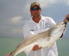 Big Redfish, Josh, 5-10-14, Sanibel, Captiva & Fort Myers Fishing Reports & Charters.
