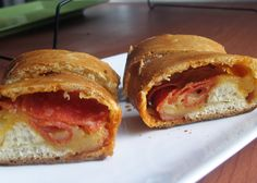 in these uncertain economic times, there are few things you can count on, but it's comforting to know that some things will never change. pepperoni bread: so good you can use it as currency. i'm al...