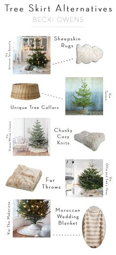 starting from the bottom up your christmas tree can fit seamlessly in to your design aesthetic while still adding to the festive feel that makes the