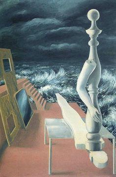 "The Birth of Idol : Rene Magritte : Circa 1926 : Fine Art Giclee Print  11x17""cs #Surrealism"