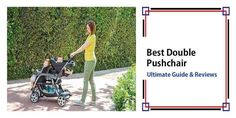 Best Double Pushchair Selections Of 2017 Top Models! - Pink Stroller - Ideas of Pink Stroller - Baby Stroller Brands, Cheap Baby Strollers, Baby Girl Strollers, Double Baby Strollers, Best Double Stroller, Baby Prams, Running Strollers, Twin Strollers, Jeep Stroller