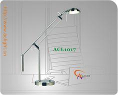 LED Table Lamp: modern style, 360 rotation...