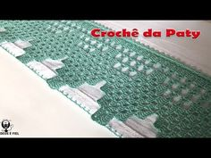 Love Crochet, Diy Crochet, Crochet Hats, Creative Embroidery, Crochet For Beginners, Make It Yourself, Stitch, Knitting, Youtube