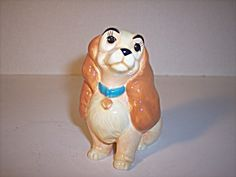 Vintage Disney Lady From Lady And The Tramp