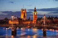 beautiful scenery: London