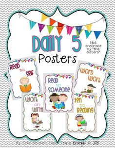 Daily 5 Freebie! Head over to my blog to check it out!