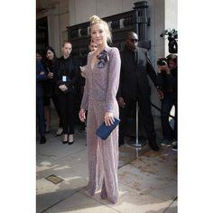 Kate Hudson au défilé Armani Privé