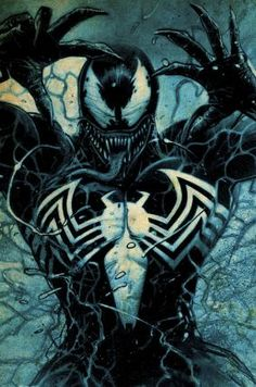 Venom my favorite villain when I was growing up!!...