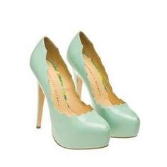 mint pumps <3