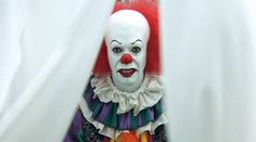 "Stephan King's ""IT"" Pennywise The Clown"