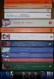 Anything by Daphne du Maurier