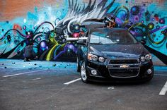 ¡Chevrolet Sonic 2013!