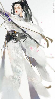 Đọc Truyện HÌNH ẢNH CỔ TRANG - Chương 4: Thiếu nữ cổ đại. - Trang 2 - Đan Thanh Hàn - Wattpad - Wattpad Anime Art Girl, Manga Art, Character Illustration, Illustration Art, Ichigo Y Orihime, Drawn Art, China Art, Ancient China, Anime Artwork