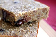 These bars are easy to make, high in protein, and perfect when you need a quick, healthy, on-the-go snack. Delicious, too!
