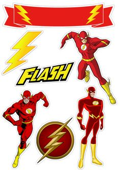 Bolo Flash, Flash Cake, Baby Girl Dress Design, The Flash, Photo Booth, Cake Toppers, Avengers, Cartoon, Birthday