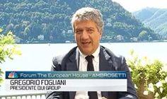 Il presidente di Qui Group, Gregorio Fogliani sul'economia italiana e la ripresa dei consumi