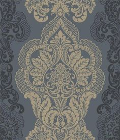 Fine Decor Kingsbury Sidewall FREE PASTE with any wallpaper purchase & FREE DELIVERY. (Navy and Bronze), http://www.amazon.co.uk/dp/B00IRXLL5U/ref=cm_sw_r_pi_awdl_NWLqtb17S77WX