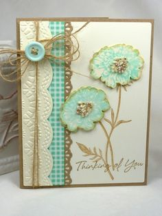 IC395 Field Flowers by BeckyTE - Cards and Paper Crafts at Splitcoaststampers