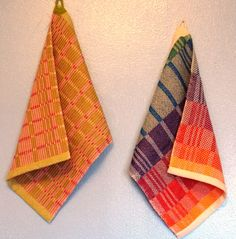 Handwoven Towels, Summer & Winter (Weaving for Fun)